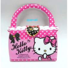 Sanrio Korean Hello Kitty handbag-shaped notebook/memo pad