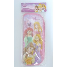 Korean Disney Princesses zipper tableware bag