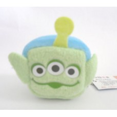 Disney toy story Squeeze Toy Aliens plush coin bag/purse w/chain