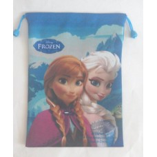 Disney Frozen drawstring bag/anna/elsa/-A