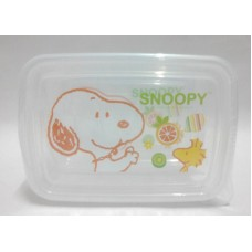 Snoopy/Peanuts food storage container/case/box set/2pcs-small