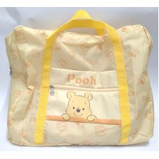 Winnie the pooh traveling bag-yellow