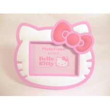 Sanrio Hello Kitty head-shaped photo frame