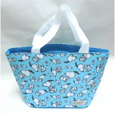 Snoopy/Peanuts insulated hand bag/tote