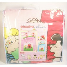 Snoopy/Peanuts summer/light quilt/blanket-single