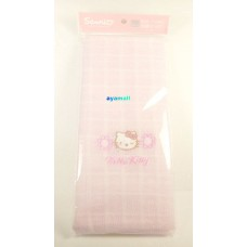Sanrio Hello Kitty embroidery bath/shower/health towel