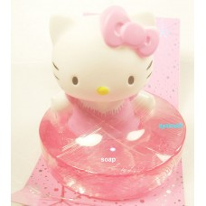 Sanrio Hello Kitty 3D soap w/cute figure~NG SALE