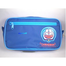 Doraemon makeup/pencil bag-dark blue