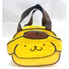 Sanrio Pom Pom Purin lunch zipper hand bag
