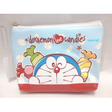 Doraemon zipper cosmetic/makeup/pencil bag/pouch-candy