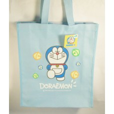 Doraemon hand/school bag-blue