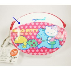 Japan Hello Kitty coin bag w/ticket holder-horse