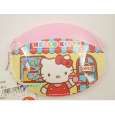 Japan Hello Kitty coin bag w/ticket holder-store