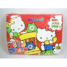 Japan Hello Kitty pvc makeup/Pencil bag-red/phone