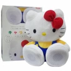 Sanrio Japan Hello Kitty plush doll speaker