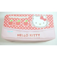 Sanrio Japan Hello kitty tissue box/case cover-apple