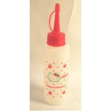 Sanrio Japan Hello Kitty juice/sara bottle-120ml
