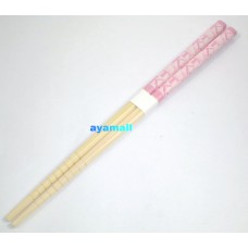 Sanrio Japan Hello kitty 18cm chopsticks-pink