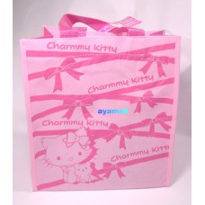 Sanrio Japan charmmy kitty hand bag~bow