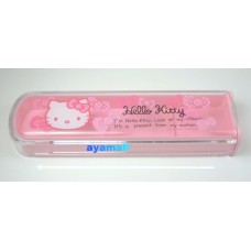 Sanrio Japan Hello kitty pencil/tableware case