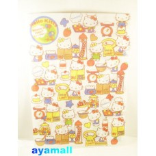 Sanrio Japan Hello Kitty A4 clean file/folder-apple