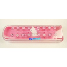 Sanrio Japan charmmy kitty pencil/tableware case