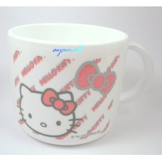 Sanrio Japan Hello kitty cup/mug-bow