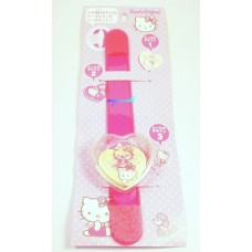 Sanrio Japan Hello kitty watch-shaped stickers