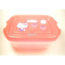 Sanrio Japan Hello Kitty storage case set/2pcs