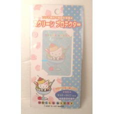 Sanrio Hello kitty phone LED screen-protected stickers-ice