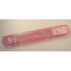 Sanrio Japan chopsticks case-sit