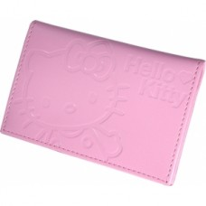 Sanrio Hello kitty SD card holder+cleaning cloth