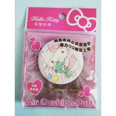 Sanrio Hello kitty air cushion puff-bear