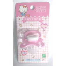 Sanrio Hello Kitty baby/kid silicone pacifier/soother w/cover-elder/B