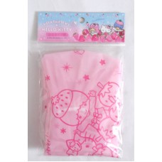 Sanrio Hello kitty & kiki&lala/little twin stars shower/bath cap