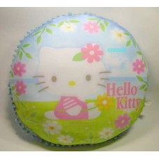 Sanrio Hello kitty throw pillow/cushion-blue