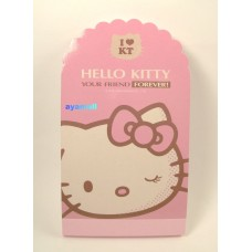 Sanrio Hello Kitty memo pad/mini letter paper-eye