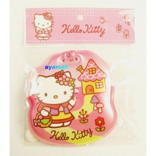 Sanrio Hello kitty luggage name tag-garden