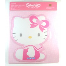 Sanrio Hello kitty mouse pad-sit