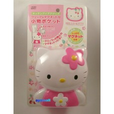 Sanrio Japan Hello Kitty magnetic storage case