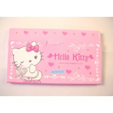 Sanrio Hello Kitty 6 pattern note stickers-angel