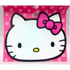 Sanrio Hello kitty cup coaster/insulated/non-slipped mat-pink