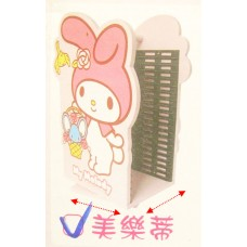 My melody 40pcs CD wooden rotatable storage case