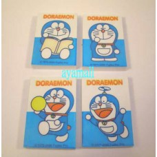 Doraemon eraser set/4pcs