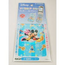 Japan mickey mouse/minne phone screen stickers