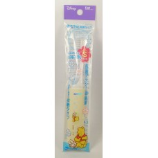 Japan Winnie the pooh portable toothbrush-S