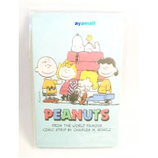 Japan Snoopy/Peanuts envelope w/stickers