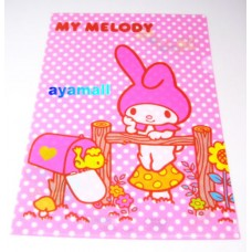Sanrio Japan my melody clean file/folder--point