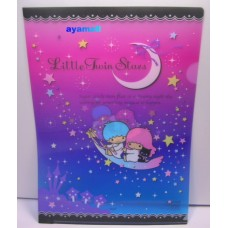 Sanrio Japan Little Twin Stars kila clean file/folder