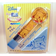 Winnie the pooh pc cleaner brush w/cloth